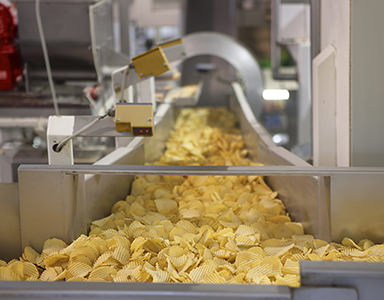 Seamless tracking of products from initial delivery to the food counter is at the forefront of the company